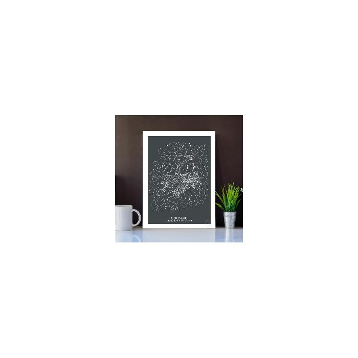 cognac affiche plan. Black Bedroom Furniture Sets. Home Design Ideas