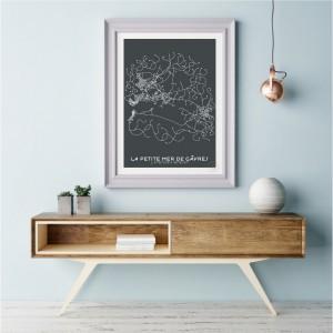 La Petite Mer de Gâvres Poster