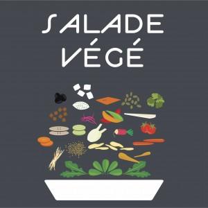 Salade Végé