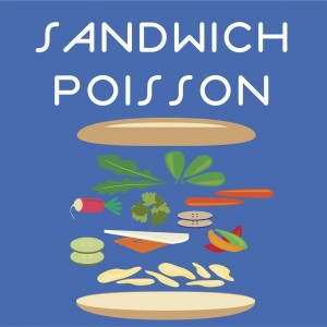 Sandwich Poisson