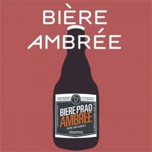 Bière Ambrée Prao