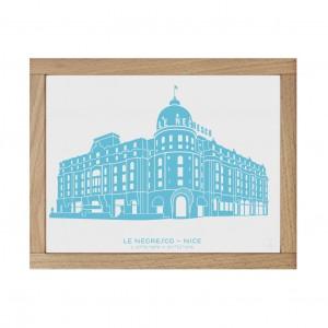 Hotel Negresco Poster