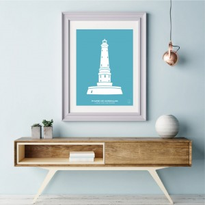 Cordouan Lighthouse Poster