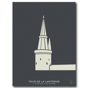 tour de la lanterne affiche. Black Bedroom Furniture Sets. Home Design Ideas