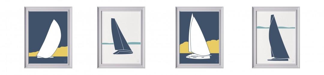 Sailboat Posters